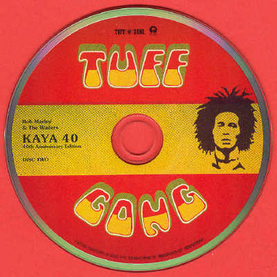 Bob Marley & The Wailers - Kaya 40 - Album 2018