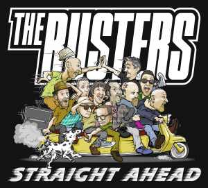 The Busters - Straight Ahead - 2017