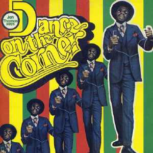 Jah Thomas - Dance On The Corner