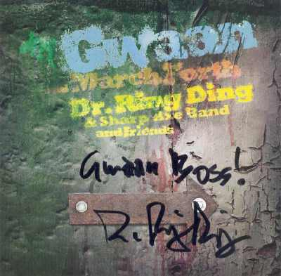 Dr. Ring Ding - Gwaan + March Forth