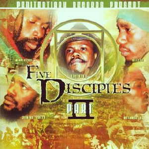 Junior Kelly + ... - Five Disciples Part II - 2003