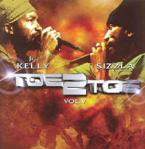 Junior Kelly + Sizzla - Toe To Toe Vol. 5 - 2003