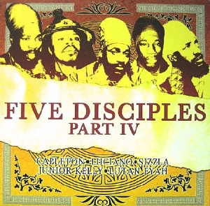 Junior Kelly + ... - Five Disciples Part IV - 2006