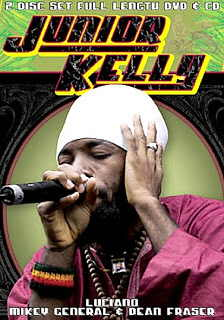 Junior Kelly - Live In San Francisco - 2006 CD + DVD