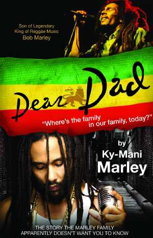 Ky-Mani Marley - Dear Dad - Book