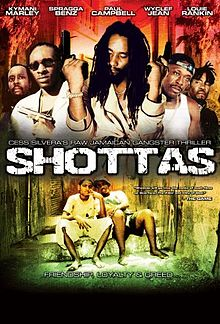 Ky-Mani Marley - Shottas - Movie