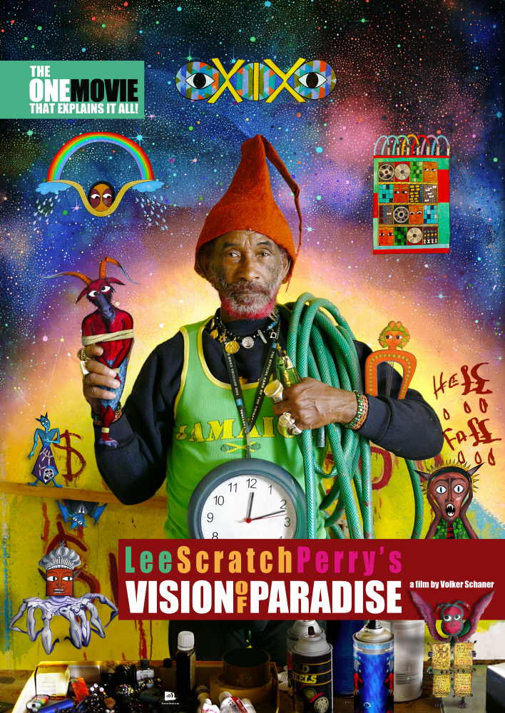 Lee Perry´s Vision Of Paradise - Der Kinofilm