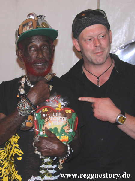 Lee Perry & Sheriff