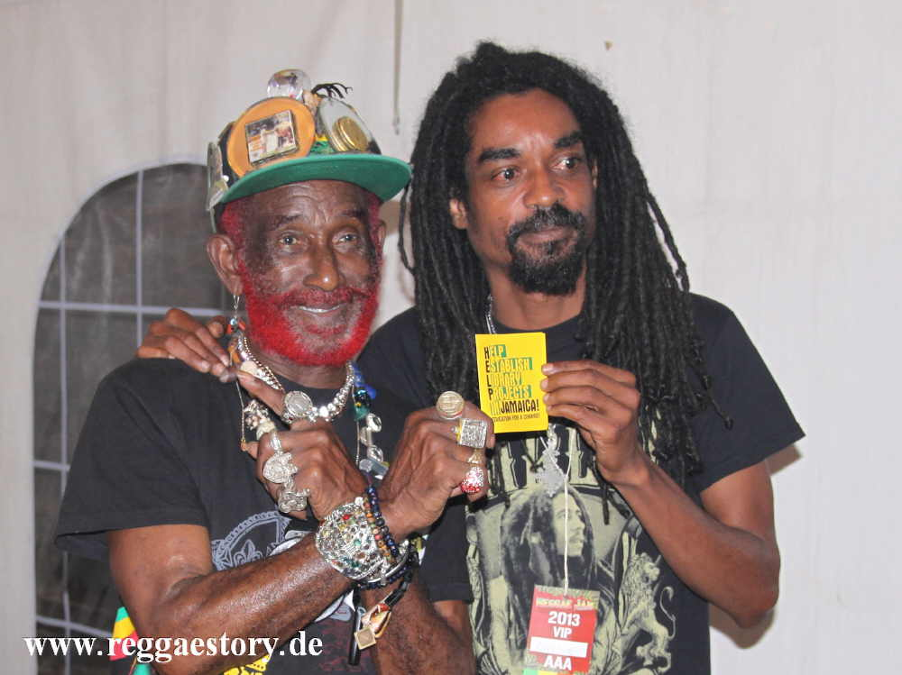 Lee Perry & Born Free