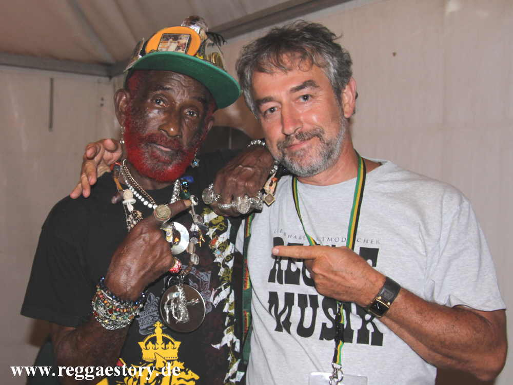 Lee Perry & Reggaestory