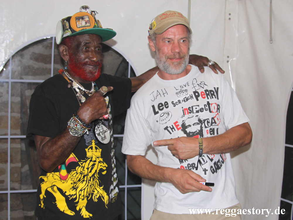 Lee Perry & Alex