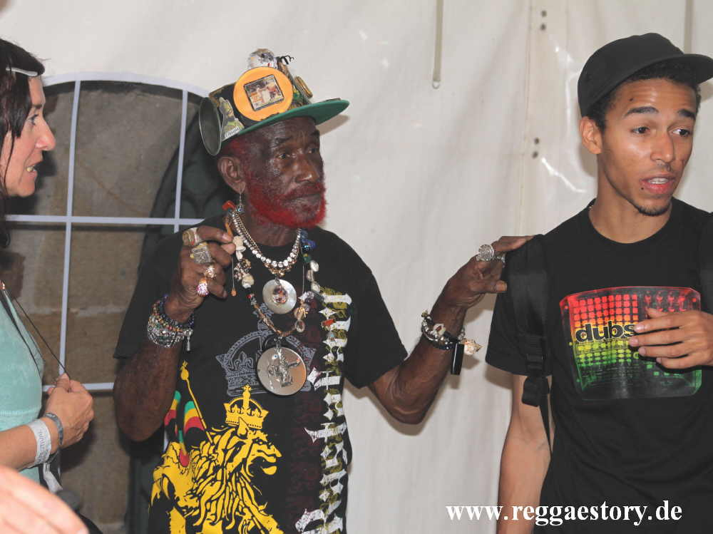 Lee Perry & Noel Campbell