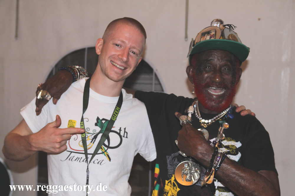 Lee Perry & Johannes von Sensi