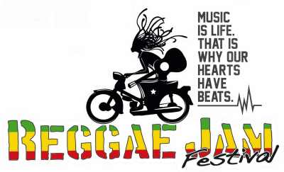 Reggae Jam Music Is Life