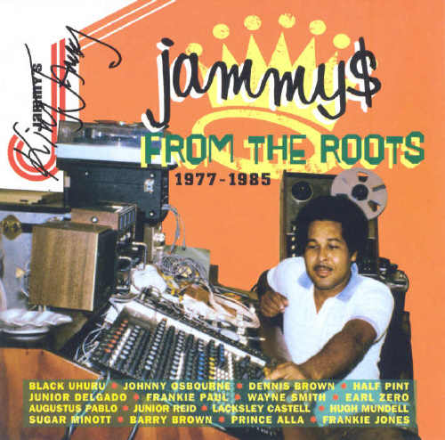 2011 - Jammys - From The Roots - 1977-1985