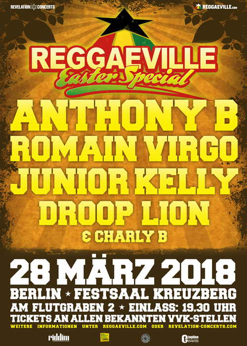 Lee Scratch Perry - Reggaeville Easter Special
