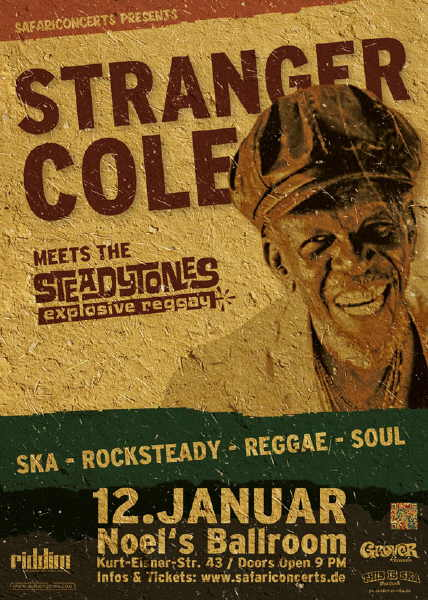 Stranger Cole Flyer