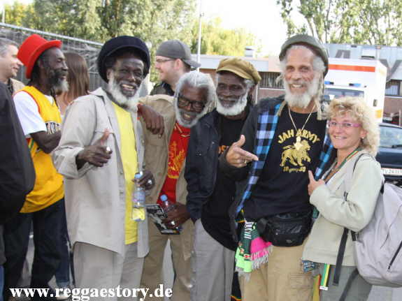 The Congos und Horsemouth
