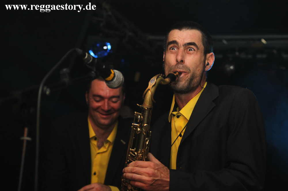 25 Jahre Yellow Umbrella - Bernard