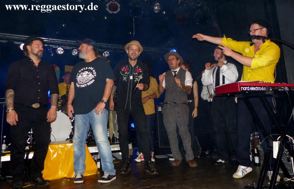 25 Jahre Yellow Umbrella - All Guests