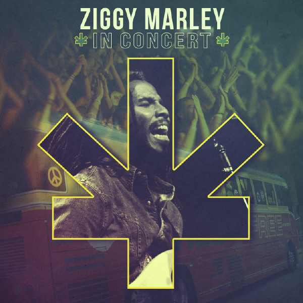 Ziggy Marley - In Concert - Album 2013
