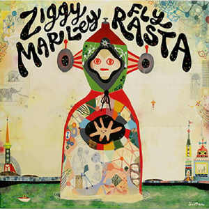 Ziggy Marley - Fly Rasta - Album 2014