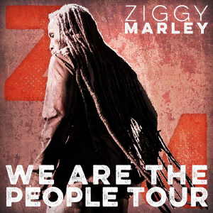 Ziggy Marley - We Are The People Tour - Album 2017