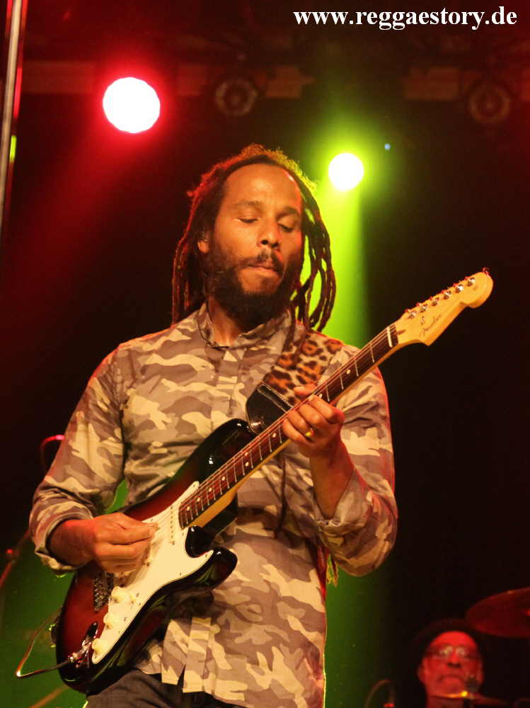 Ziggy Marley & Positive Vibrations - Astra Berlin