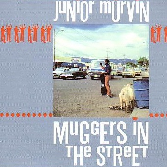 "Album Cover ""Muggers In The Street"""