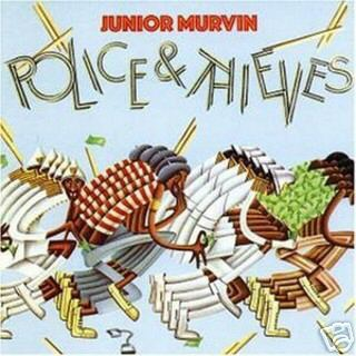 "Album Cover ""Police & Thieves"""